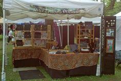 booth setup!