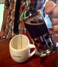 Perfecting the use of your French Press
