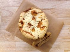 Caramel Cookies - from the Hairy Bikers