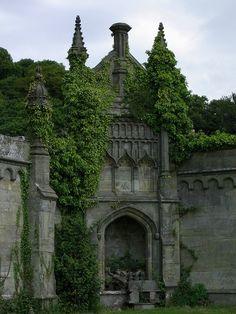 Margam Castle, Wales....