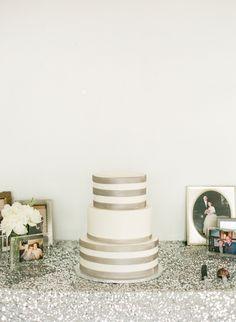 Wedding Cake with Si