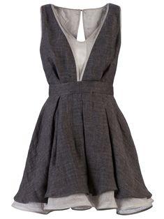 Tristan & Trista dress