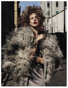 Vogue Ukraine decemb