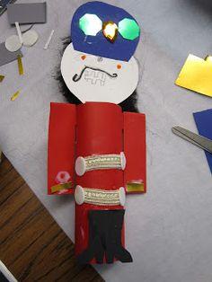 Nutcracker craft