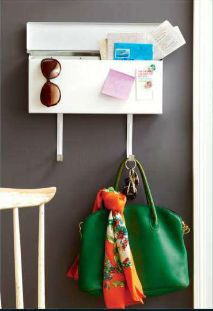 Clever Organizing Tip