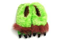 Monster Feet #NeatoPinToWin