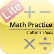 Math Practice Lite - App for Common Core Math Standards, Grades 2-3