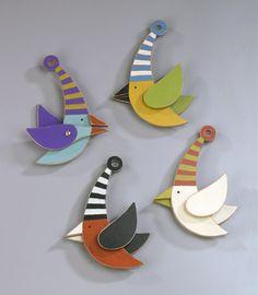 favorit craft, cuti bird, snowbird, birdi, art, homes, birds, christma, ornaments