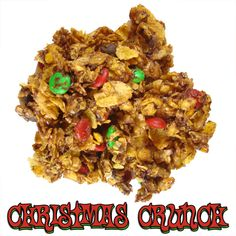 Diana Rambles: Christmas Crunch