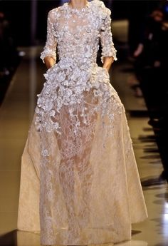eliesaab, wedding dressses, ellie saab, spring summer, gown