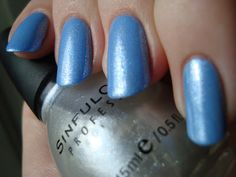 Sinful Colors Out Of This World over Sail La Vie *click for more*