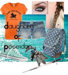 Daughter of Poseidon. Made by me, @Megan Ward Elizabeth 2/10