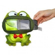 Capa Infantil Wise Pet Mini Frog para Smartphones 4,8 Polegadas  15,99 €