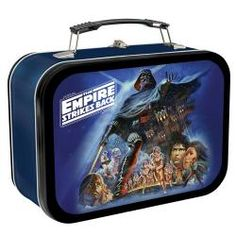 Star Wars The Empire Strikes Back Tin Tote$24.99