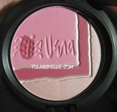 Click thru to see swatches of Mac Vera Sunday Afternoon Beauty Powder