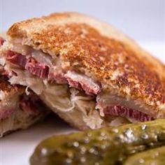 5-Star Reuben Sandwich - Allrecipes.com