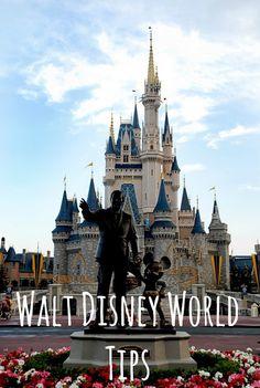 walt Disney world trip tips