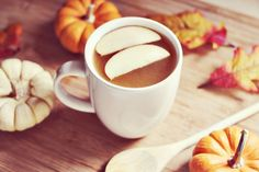(Spiked) Maple Apple Cider Recipe by A Beautiful Mess