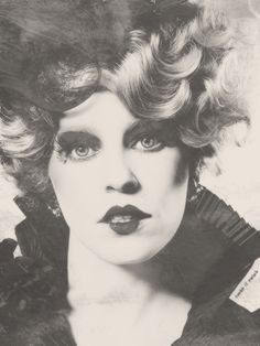 Who else is looking forward to more of Effie in Catching Fire? Elizabeth Banks is awesome.