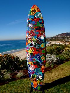 Surfboard Auction to raise money for Surfers Healing