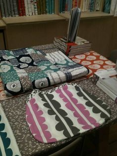 Make bags, quilts and much more with The Premier Collection by Lotta Jansdotter