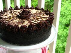 Coffee Cookie Dough Fudge Cheesecake #Coffee #Cookie #Dough #Fudge #Cheesecake #Dessert