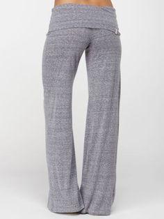 I just love comfy pants
