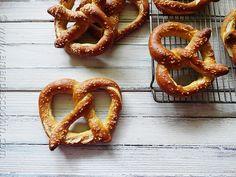 I stinkin' love pretzels.