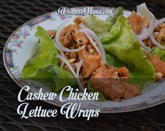 cashew chicken, chicken breasts, apple cider vinegar, wrap recipes, chicken wrap