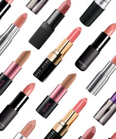 the nude-lipstick field guide #refinery29