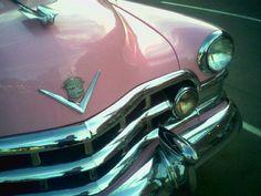 a Pink Cadillac!