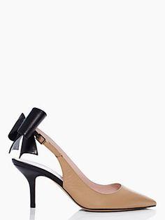 Jax heels | kate spade new york #livecolorfully