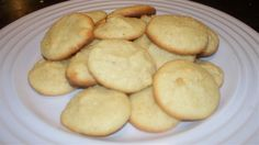 Low Carb Vanilla Wafers