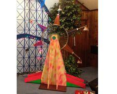 VBS 2013 Colossal Coaster World, Cotton Candy Cafe Ferris Wheel. Eternal Faith Baptist, Manor, TX