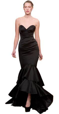 Scarlet Gown by ARIELLA @girlmeetsdress