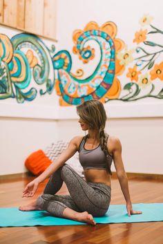 Yoga gear via @marshalls | The Style Bungalow
