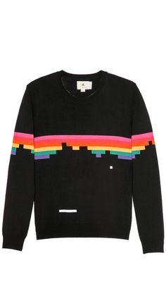 breakout sweater