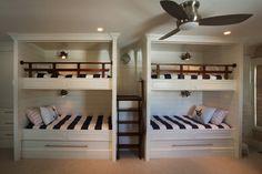 Dream beach house rooms
