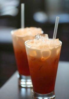 Thai Iced Tea Thai Iced Tea Thai Iced Tea. yummmmm
