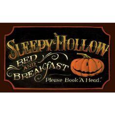Sleepy Hollow Decorative Floor Mat, love it!