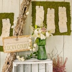 Celtic inspired wedding shoot with soft mossy greens and golds; and a little lamb!