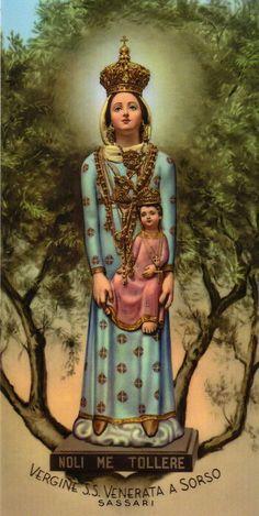 Madonna di Noli Me Tollere, Sassari, Sardinia