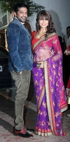 Photos: Bipasha Basu, Raveena Tandon, Arjun Rampal & More at Shilpa Shetty's Diwali Party