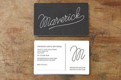 Maverick Hair and Art Space / Impressworks
