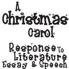 dickens christmas carol essay