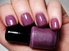 Spellbound Nails Enchanted Orchid