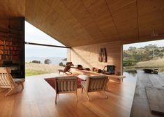 slide-dezeen-john-wardle-architects-shearers-quarters-north bruny island tazmania 6