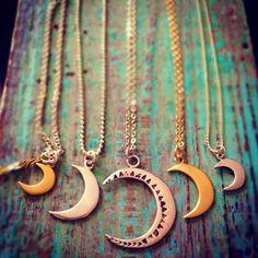 Skar Moon Pendants. www.skardesigns.com