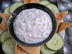 tzatziki greek yogurt sauce