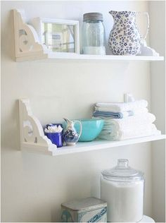 corbel bracket shelves these are what I want in the dining room I figure 1 big peice of wood the brackets lined up with studs voila perfect